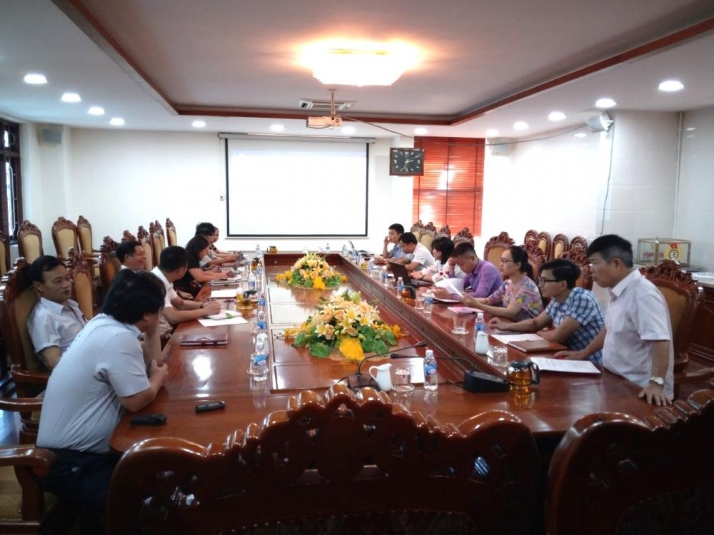 Hội nghị tập huấn xây dựng hệ thống ISO 9001:2015 lần 2