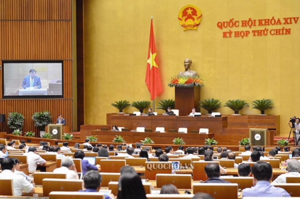 Quốc hội sẽ xem xét thông qua Nghị quyết về giảm thuế thu nhập doanh nghiệp phải nộp năm 2020