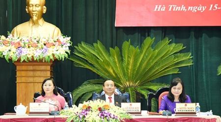 Hà Tĩnh: Công nghiệp đóng góp cao cho tăng trưởng kinh tế